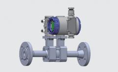 SMT-NC-003防腐型内藏式孔板流量计