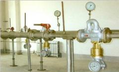 大连某项目均速管流量计安装现场