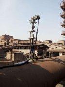南京某项目现场应用毕托巴流量计
